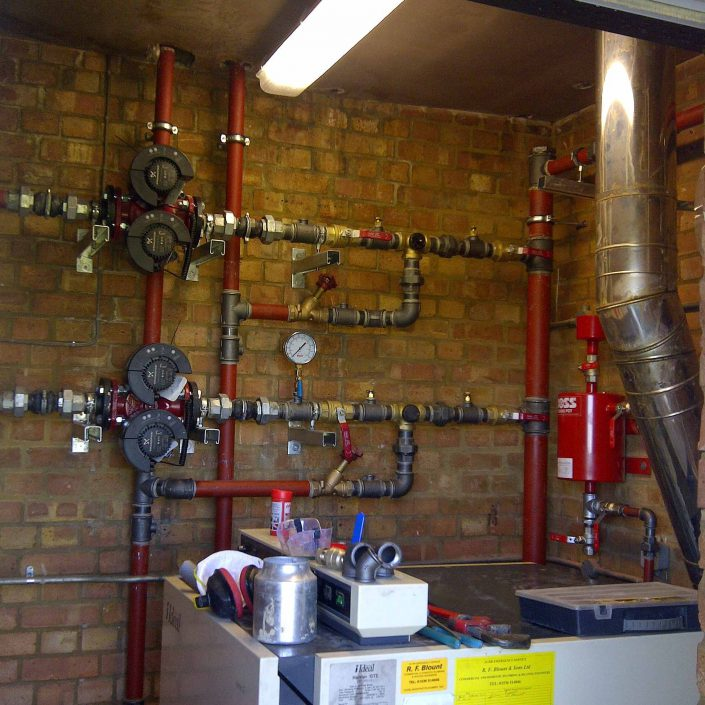Commercial heating Rotherham