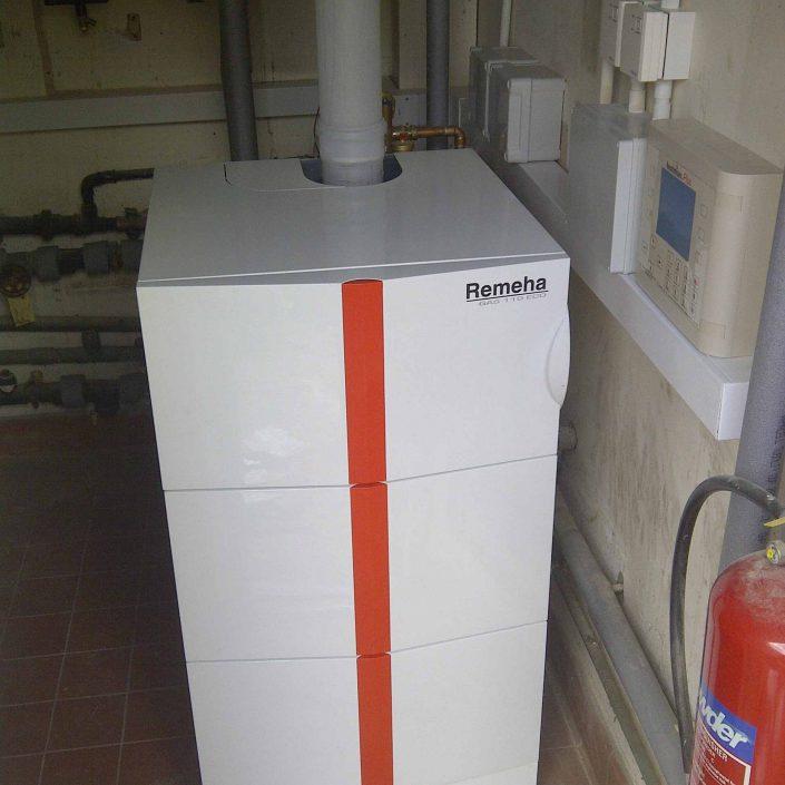 Commercial boiler installation Rotherham